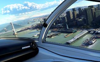 Microsoft Flight Simulator — Правила полетов по приборам