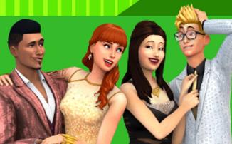 """The Sims 4 - Одежда для """"народного"""" каталога"""