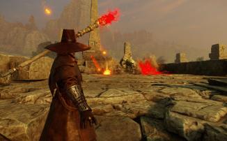 [ВИДЕО] MMORPG New World: все скиллы — магические посохи