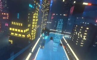 Трейлер нового инди-экшена Cloudpunk