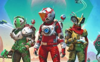 No Man's Sky - Масштабное обновление с множеством новых планет выходит сегодня