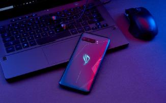 Представлен игровой смартфон ROG Phone 3 от ASUS