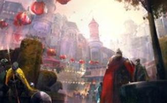Guild Wars 2 — Начался ежегодный фестиваль в честь китайского Нового года