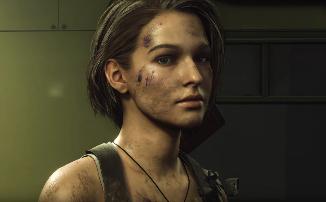 Resident Evil 3 - Новый ролик посвящен Джилл Валентайн