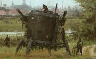 Iron Harvest - Стратегия нашла себе издателя