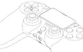 Патентное изображение контроллера PlayStation 5
