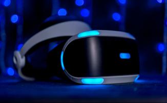 SONY работает над VR для PlayStation 5