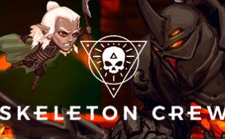 [SGF] Skeleton Crew - Кооперативный платформер с функцией пинания союзников