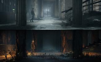 The Medium — Bloober Team в деталях показала главную особенность игры - две реальности