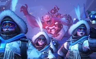 Overwatch - Зимняя Страна Чудес (Зимняя Сказка) начинается сегодня