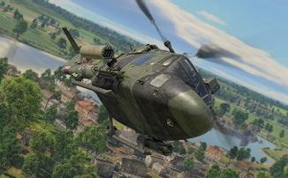 War Thunder - В обновлении 1.91 появятся британские вертолеты