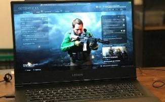 Ноутбук Lenovo Legion Y540 — скромно, но со вкусом