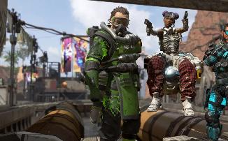 Apex Legends - Прямо сейчас доступен новый ивент с броней и пушками со старта