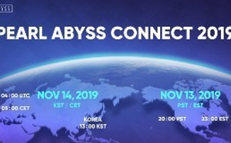Стрим: Pearl Abyss Connect