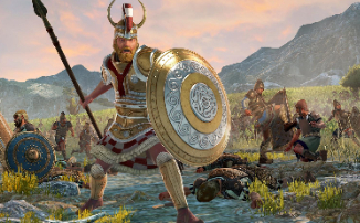 Total War Saga: Troy — Ахилл, Одиссей и другие греческие полководцы в обзорном трейлере