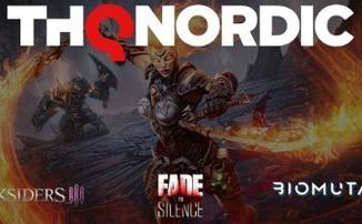 Darksiders III, Biomutant и DESPERADOS от THQ Nordic