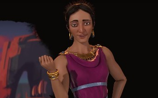 Civilization VI - Дидона станет правителем Финикии