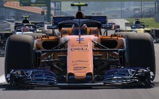 [Стрим] F1 2018 - Релизный стрим