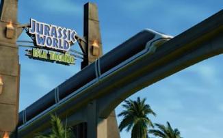 В Jurassic World Evolution появился режим испытаний