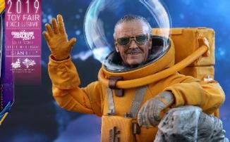 Стэн Ли получит фигурку от Hot Toys, основанную на камео в «Стражах Галактики 2»