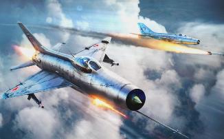"""War Thunder - Новые танки T-72 и """"наборные"""" авиабои для ранга 7.7 и выше"""
