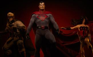 Супермен на страже советского образа жизни в ролике «Красного сына»