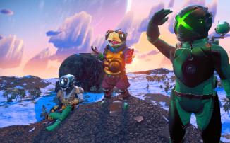 Завтра No Man's Sky войдет в состав Xbox Game Pass и получит поддержку кроссплея