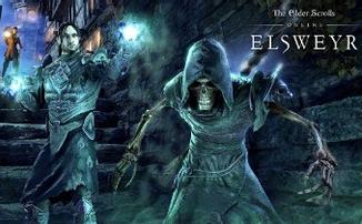 The Elder Scrolls Online: серые пески Эльсвейра