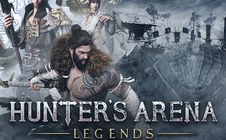 Hunter's Arena: Legends - Когда Battle Royal это еще и немного MMORPG