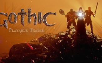 Gothic вернется в виде ремастера