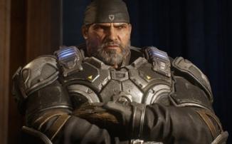 Gears 5 — Первый взгляд на сюжет в ролике игрового процесса, в игре появится Дэйв Батиста