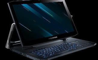 Стартовали продажи игрового ноутбука Predator Triton 900