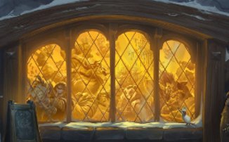 У Blizzard есть прототип Hearthstone VR, но сделан он был забавы ради