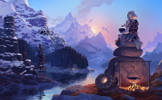Вкратце о нордах Скайрима. Старое королевство и его правители