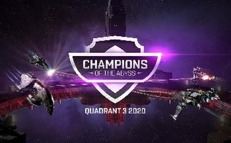 EVE Online — Начался восьмой этап чемпионата бездны