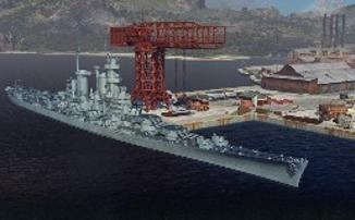 World of Warships - Началось празднование Нового года