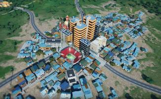 Cartel Tycoon - Новое видео посвящено городским строениям