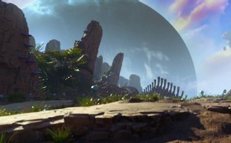 Journey to the Savage Planet — Тизер-трейлер окружающей среды