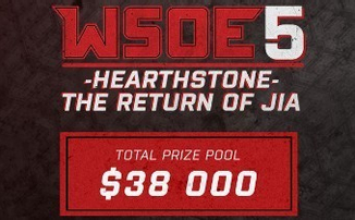 Hearthstone – Стартует турнир WSOE 5: The Return of Jia