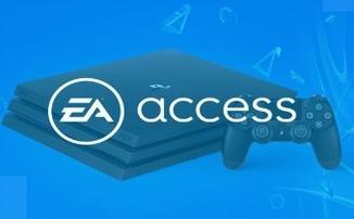 Дата выхода EA Access на PS4 официально подтверждена