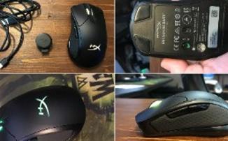 HyperX Pulsefire Dart  — беспроводная игровая мышь, способная удивлять