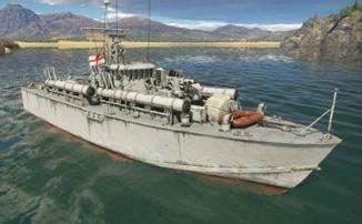 Видео: War Thunder - Торпедный катер FPB 1102