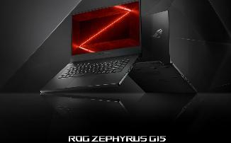 [Обзор] ASUS ROG Zephyrus G15 (GA502I) — стильная штучка