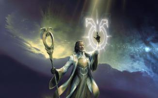 Magic: Legends — Cryptic Studios представила еще одного мироходца - святителя