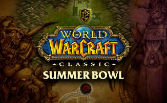 "World of Warcraft Classic - Компания Blizzard официально анонсировала турнир ""Summer Bowl"""