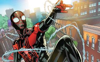 [SGF] Новый Паучок для новых времен: анонсирована Spider-Man: Miles Morales