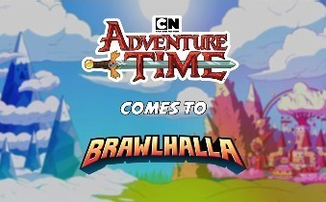 [Е3 2019] Анонсирован кроссовер Adventure Time в Brawlhalla