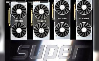 Новые подробности о SUPER видеокартах от NVIDIA