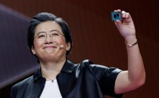 [CES 2019] AMD показала прототип процессора Ryzen 3000