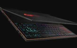 Компания ASUS представила игровыe ноутбуки ROG Zephyrus S, ROG Strix GL704, ASUS TUF FX505/705